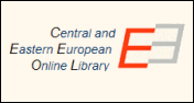 Central and Eastern European Online Library: wejście do bazy